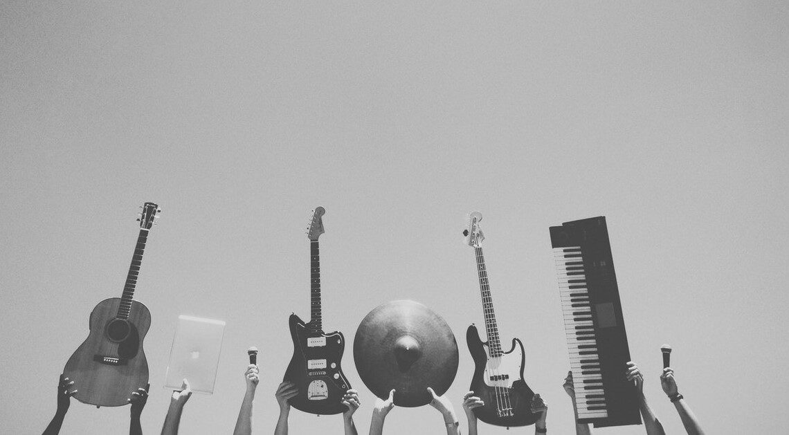 Musik mischen