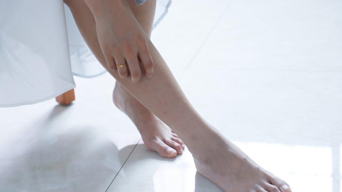 Schöne Füße brauchen die richtige Pflege