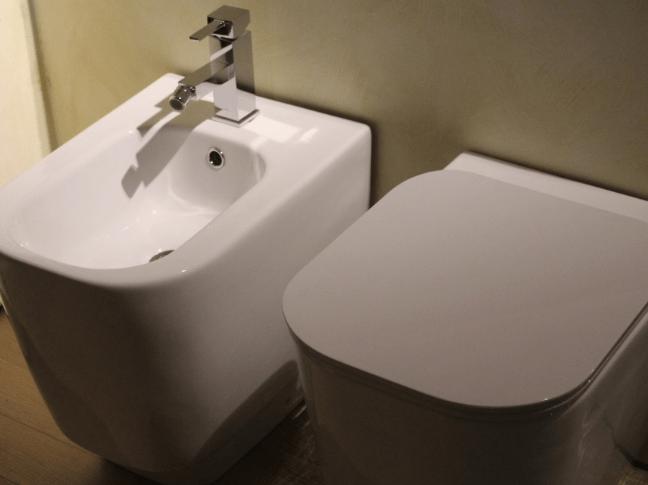 Dusch wc