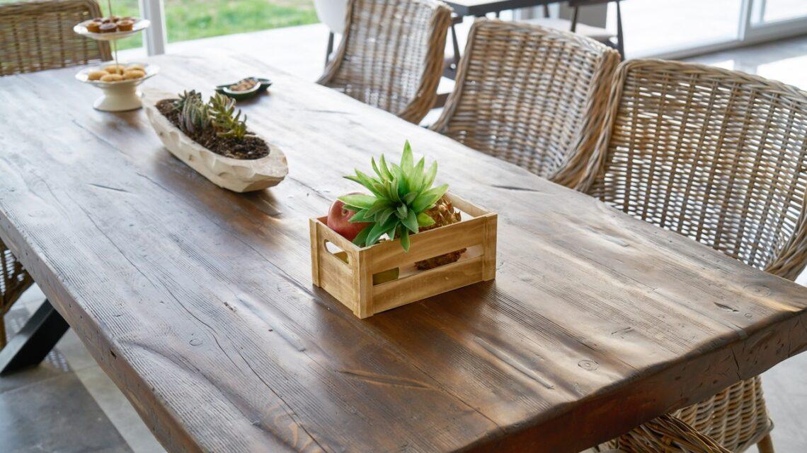 Massivholztisch ausziehbar – flixibel und ellegant
