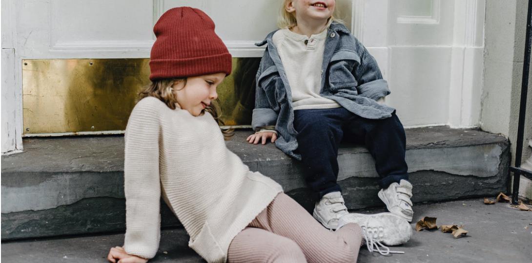 So finden Sie die beliebte dänische Kindermode