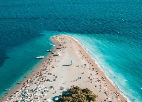 Villa Kroatien mit Pool
